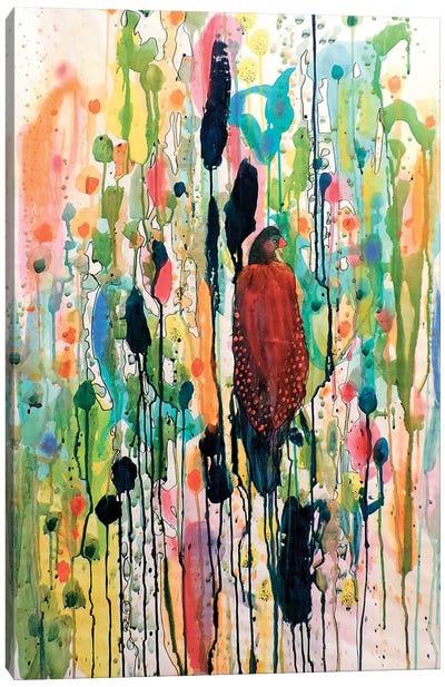 Le Coeur Boheme Gran Canvas Art Print