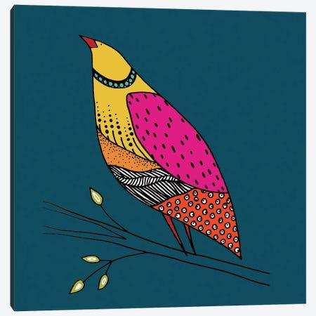 Neville Couleur Canvas Print #SDS89} by Sylvie Demers Art Print