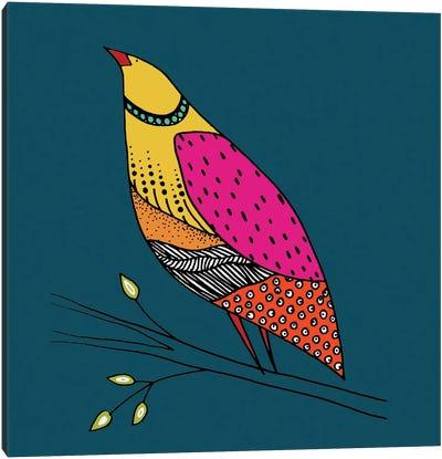 Neville Couleur Canvas Art Print