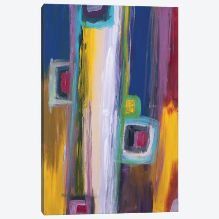Petites Ecoles Canvas Print #SDS92} by Sylvie Demers Canvas Art