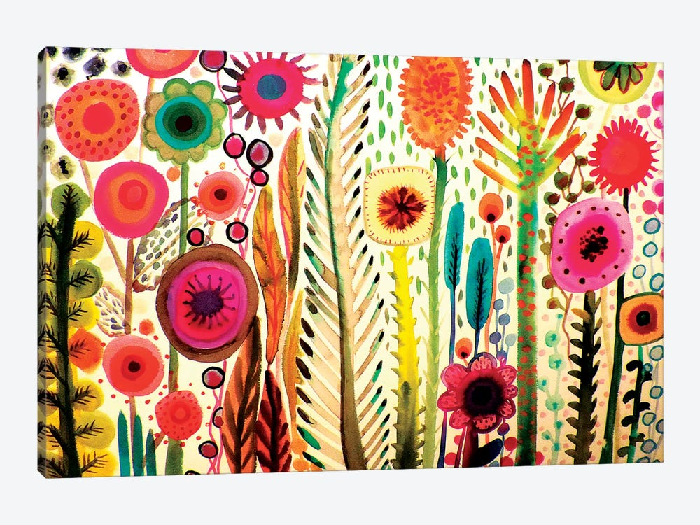 Printemps by Sylvie Demers 1-piece Canvas Artwork