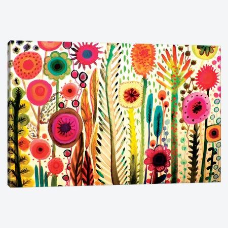 Printemps I Canvas Print #SDS94} by Sylvie Demers Canvas Print