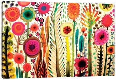 Printemps I Canvas Art Print