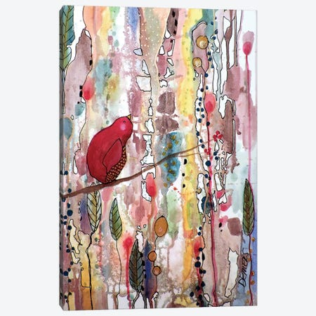 Rever Le Temps Canvas Print #SDS95} by Sylvie Demers Canvas Print