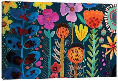 Silk Road Canvas Art Print