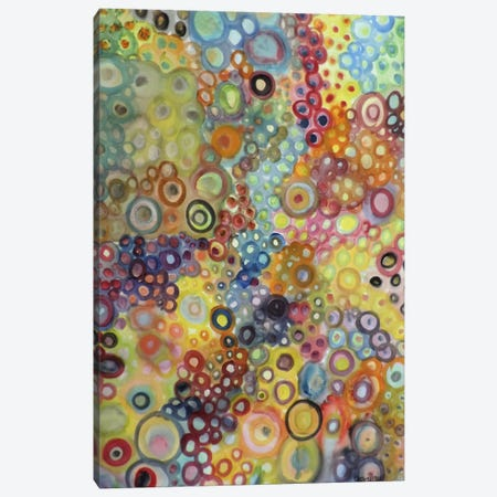 Cellulaires Canvas Print #SDS9} by Sylvie Demers Canvas Artwork