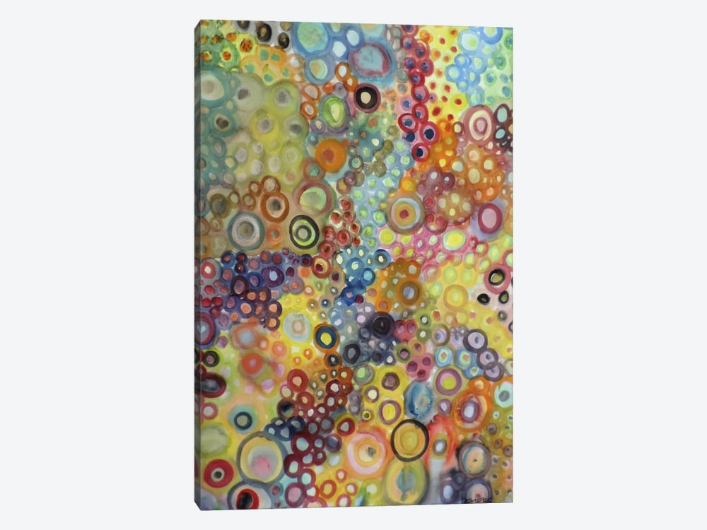 Cellulaires by Sylvie Demers 1-piece Canvas Artwork