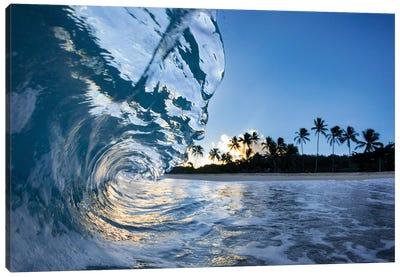 Hawaiian Crystal Canvas Art Print