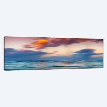 Coastal Pastels Canvas Print #SDV275} by Sean Davey Canvas Art Print
