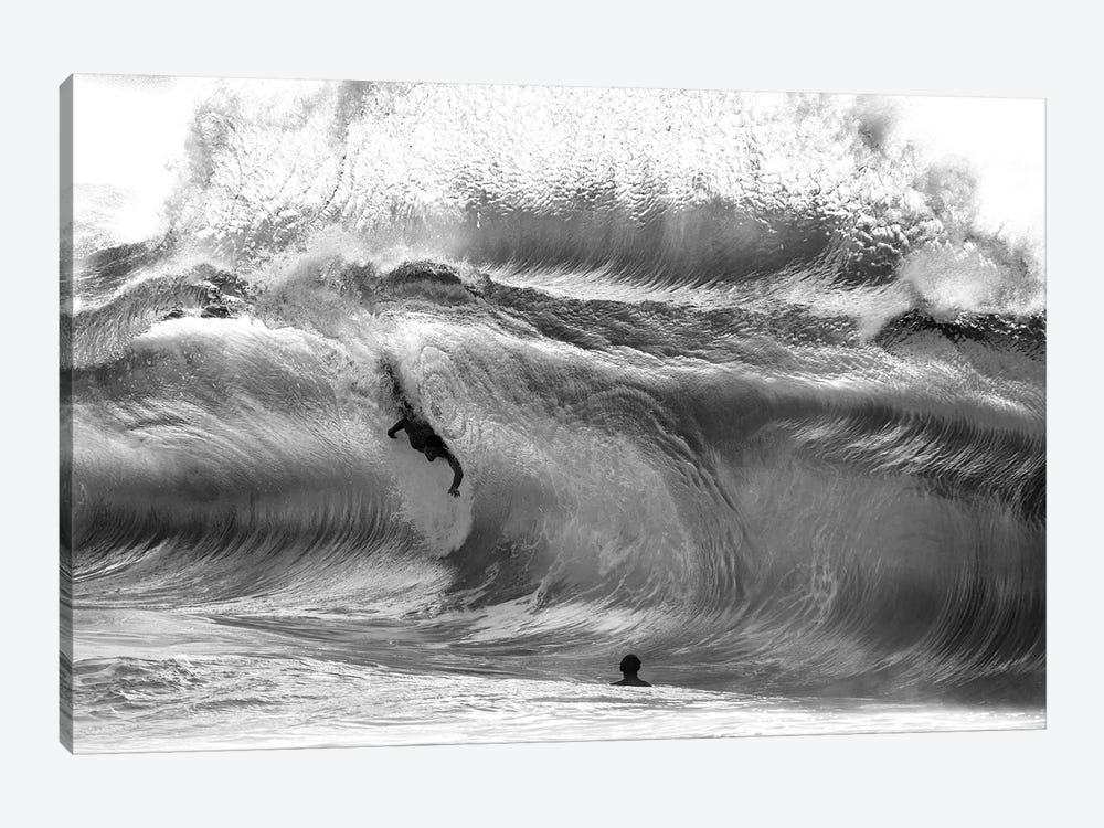 Rinse Cycle by Sean Davey 1-piece Canvas Art Print
