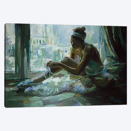 My Dancing Shoes Canvas Print #SEC13} by Seth Couture Art Print