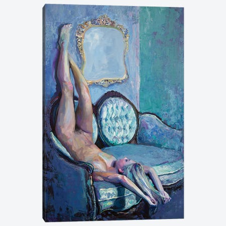 Next To Nothing Canvas Print #SEC15} by Seth Couture Canvas Artwork