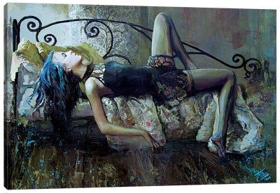 Remembering Giselle Canvas Art Print
