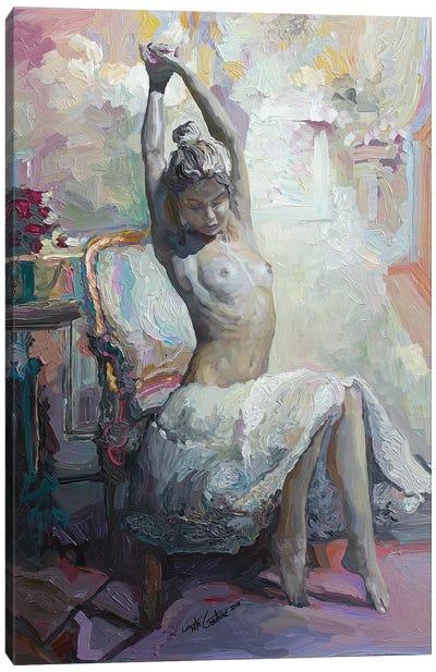 Sia's Sanctuary Canvas Art Print