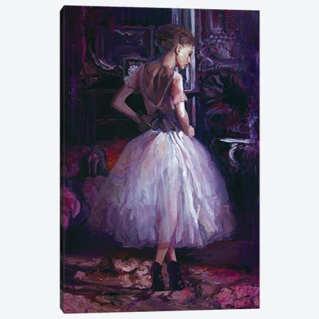 Tanaquil's Melody Canvas Print #SEC33} by Seth Couture Canvas Print