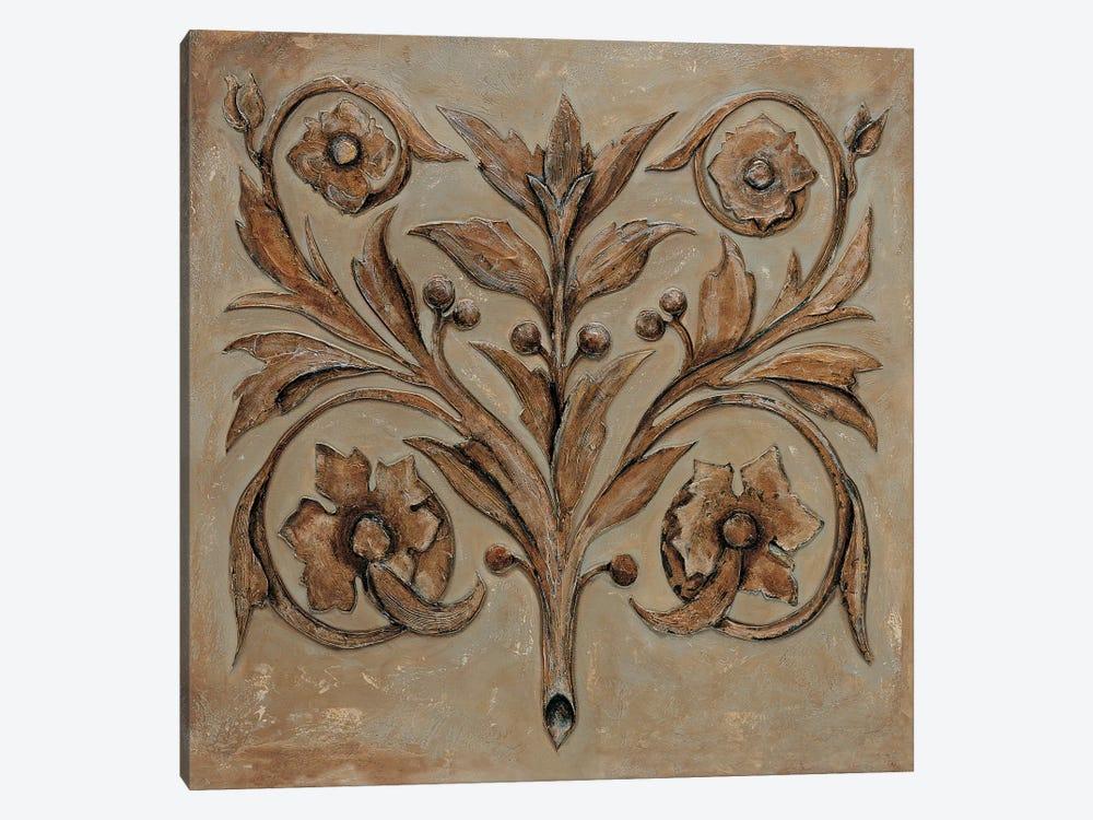 Decorative Scroll I by Pablo Segovia 1-piece Art Print