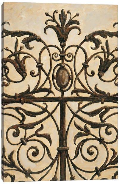 Gatekeeper I Canvas Art Print