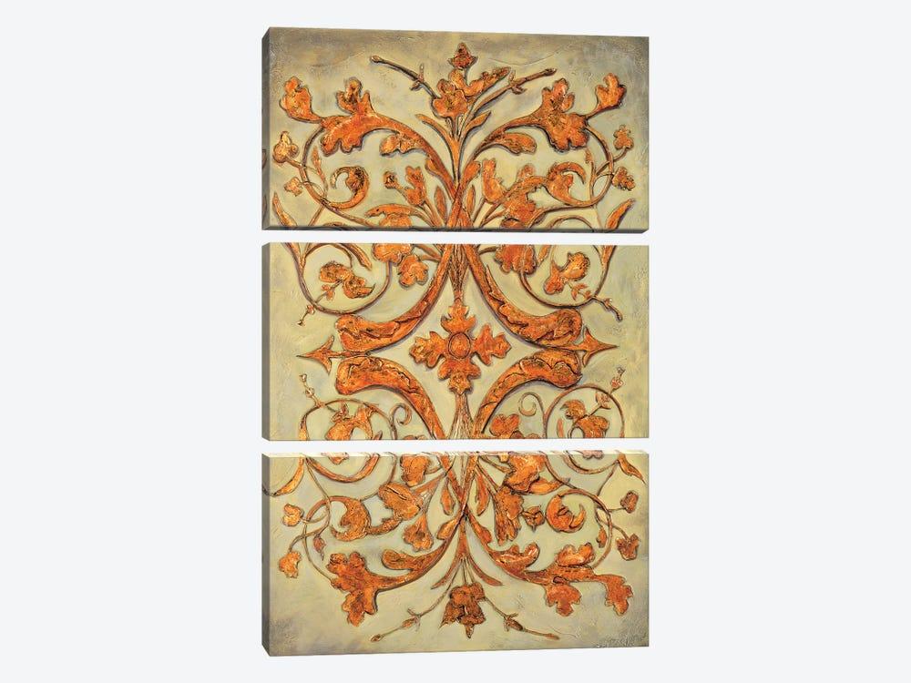 Ornamental Scroll II by Pablo Segovia 3-piece Art Print