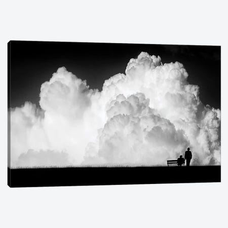 Waiting for the Storm 3-Piece Canvas #SEI2} by Stefan Eisele Canvas Artwork