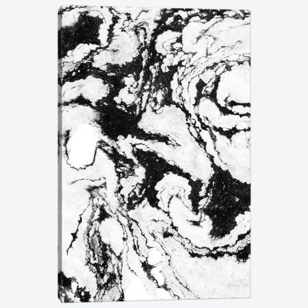 Marble No. 5 Canvas Print #SEL20} by Melissa Selmin Art Print