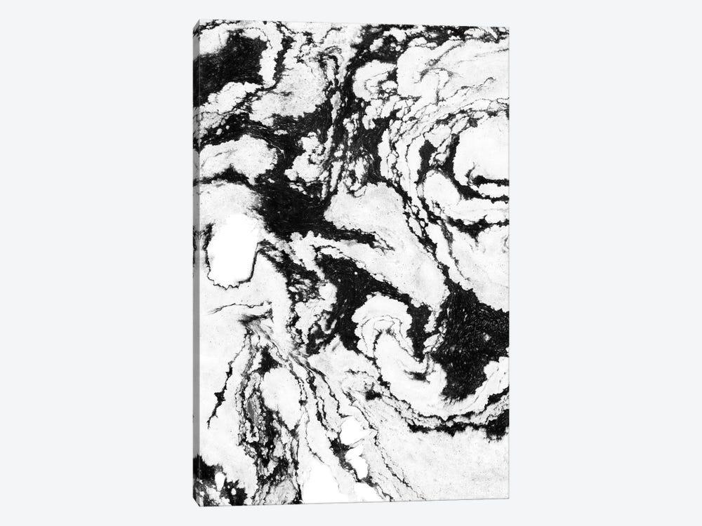 Marble No. 5 by Melissa Selmin 1-piece Canvas Art