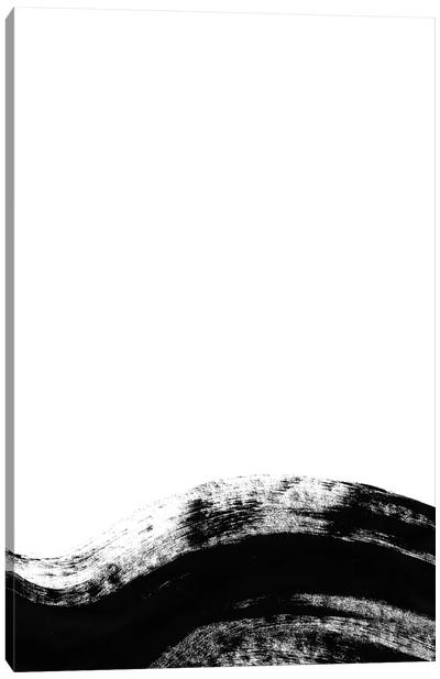 Motion No. 4 Canvas Art Print