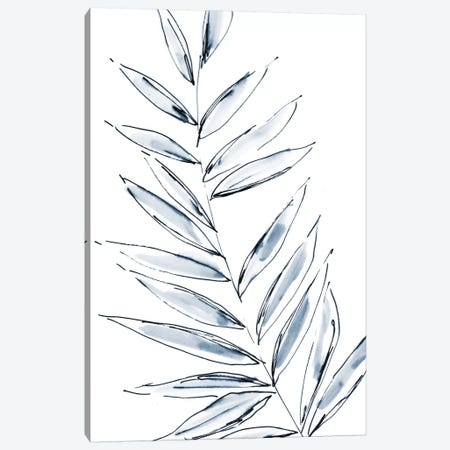 Palm Leaf No. 1 Canvas Print #SEL28} by Melissa Selmin Canvas Art Print