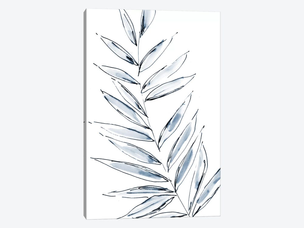 Palm Leaf No. 1 by Melissa Selmin 1-piece Canvas Wall Art