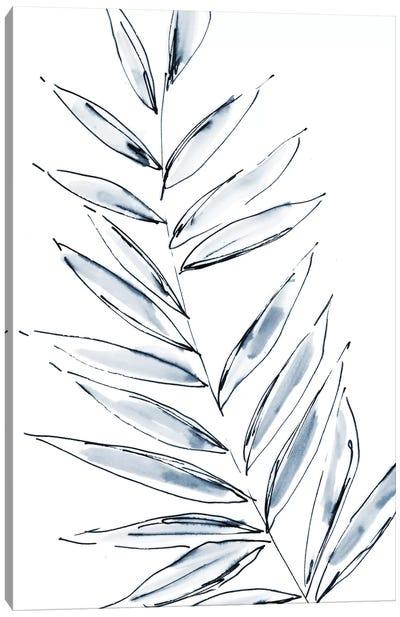 Palm Leaf No. 1 Canvas Art Print