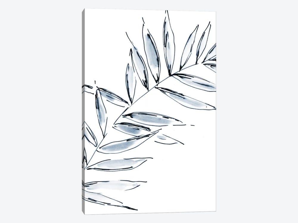 Palm Leaf No. 2 by Melissa Selmin 1-piece Canvas Print