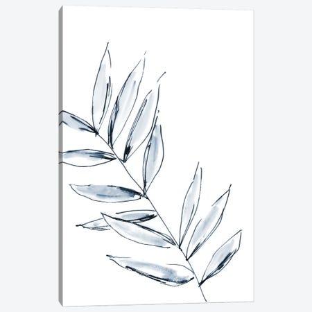 Palm Leaf No. 3 Canvas Print #SEL30} by Melissa Selmin Canvas Artwork