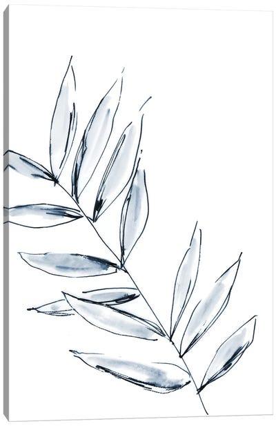 Palm Leaf No. 3 Canvas Art Print