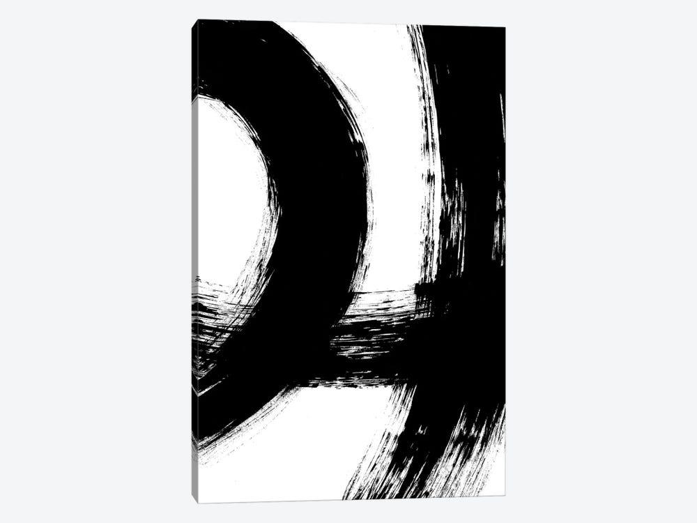 Path of Zen No. 1 by Melissa Selmin 1-piece Canvas Print
