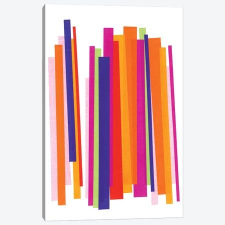 Rainbow No. 1 Canvas Print #SEL40} by Melissa Selmin Canvas Art Print