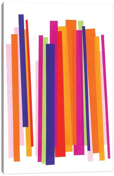 Rainbow No. 1 Canvas Art Print