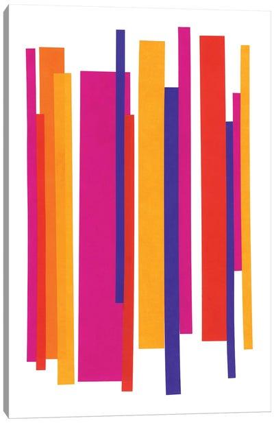 Rainbow No. 2 Canvas Art Print