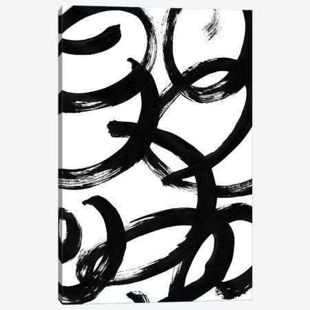 Tangled Canvas Print #SEL49} by Melissa Selmin Art Print