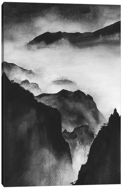 Altitude Canvas Art Print