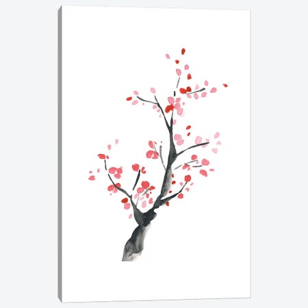 Blossom No. 2 Canvas Print #SEL58} by Melissa Selmin Canvas Artwork