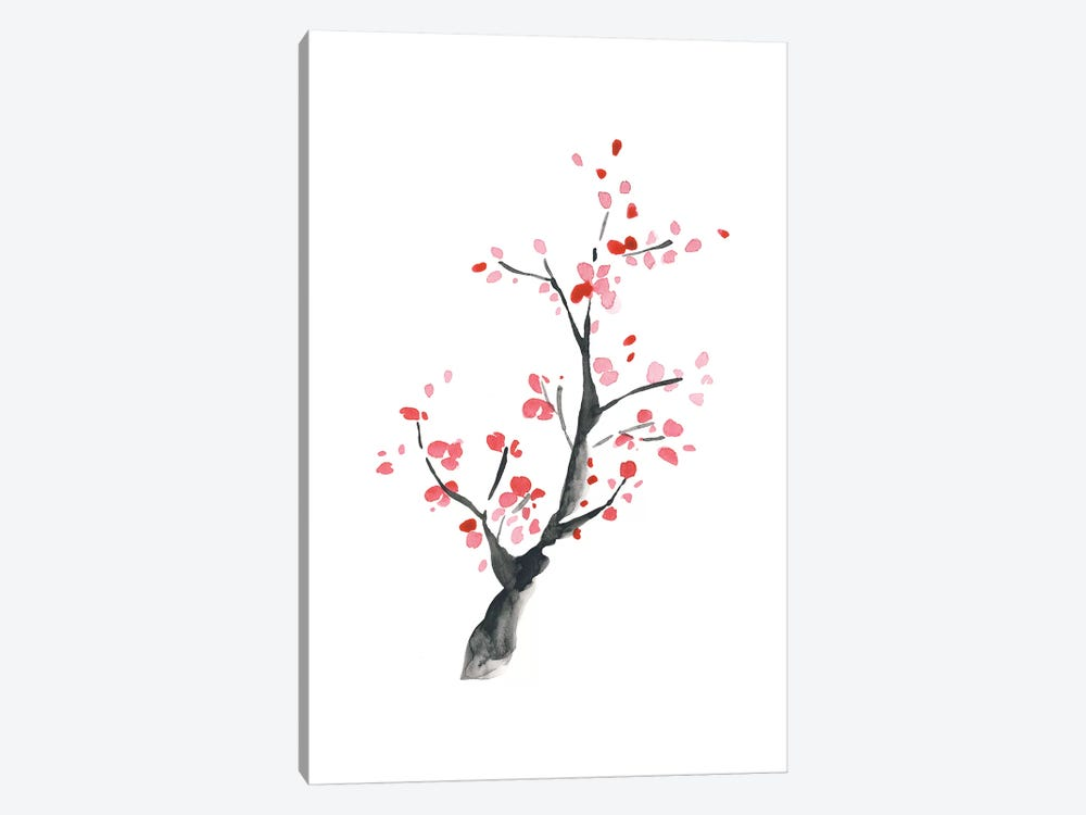 Blossom No. 2 by Melissa Selmin 1-piece Canvas Art Print
