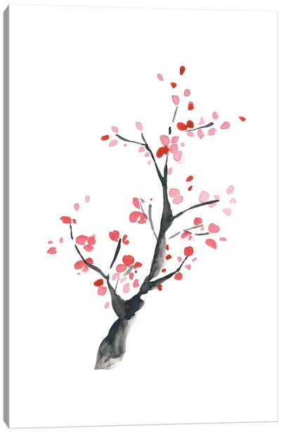 Blossom No. 2 Canvas Art Print