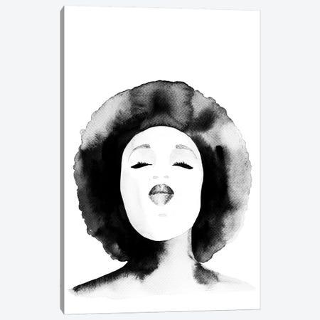 Erykah Canvas Print #SEL61} by Melissa Selmin Canvas Art Print