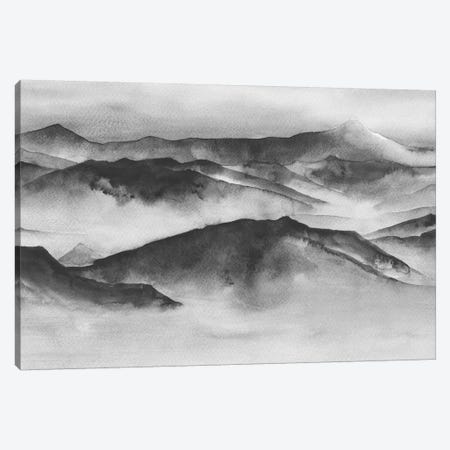 Mountain Spirit Canvas Print #SEL67} by Melissa Selmin Canvas Wall Art