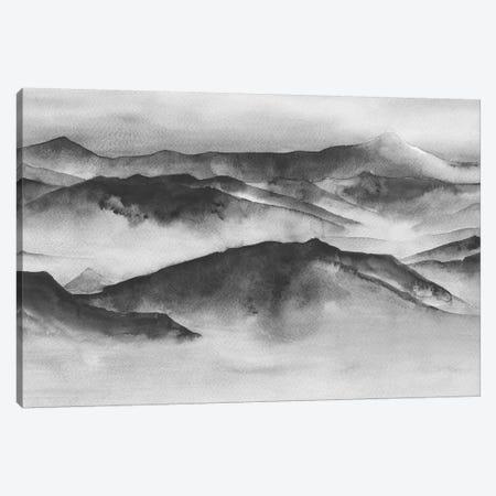 Mountain Spirit Canvas Print #SEL67} by Melissa Selmin Canvas Wall Art