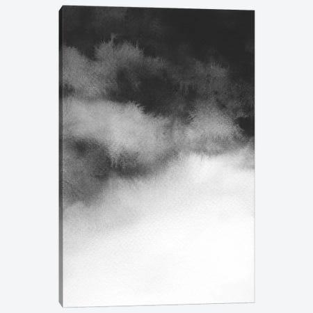 Overcast Canvas Print #SEL68} by Melissa Selmin Art Print