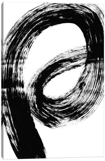 Contortion Canvas Art Print