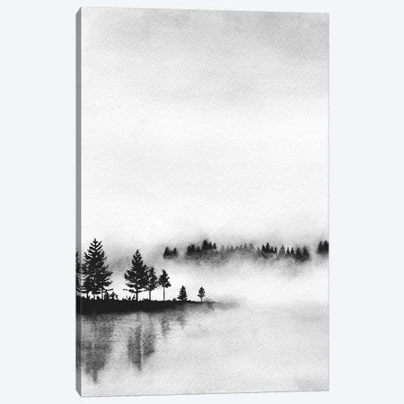 Reflections Canvas Print #SEL71} by Melissa Selmin Canvas Artwork
