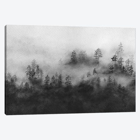 Rising Mist Canvas Print #SEL72} by Melissa Selmin Canvas Artwork