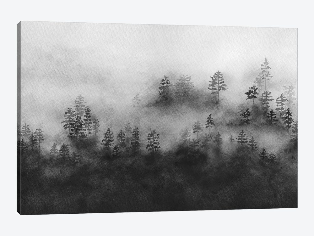 Rising Mist by Melissa Selmin 1-piece Canvas Print