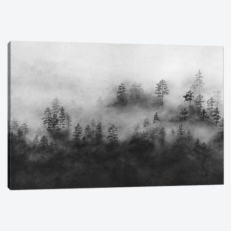 Rising Mist Canvas Print #SEL72} by Melissa Selmin Canvas Artwork